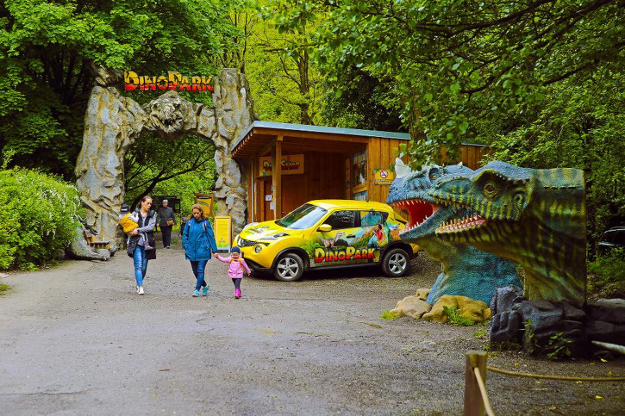Brány DinoParku sú v súčasnosti zatvorené.