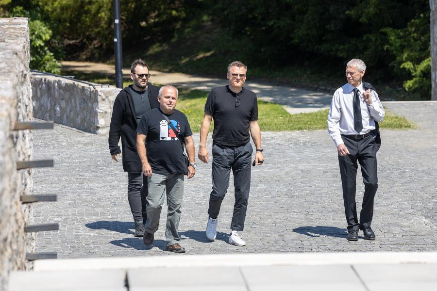 Pohreb Jula Viršíka.