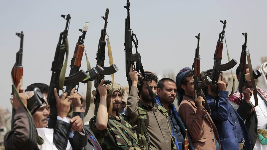 Jemen je v stave