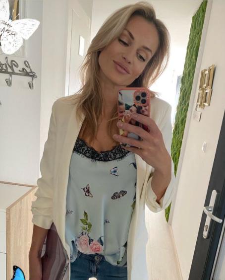 Bývalá miss Adriana Pospíšilová