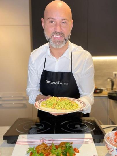 Šéfkuchár Andrea Ena