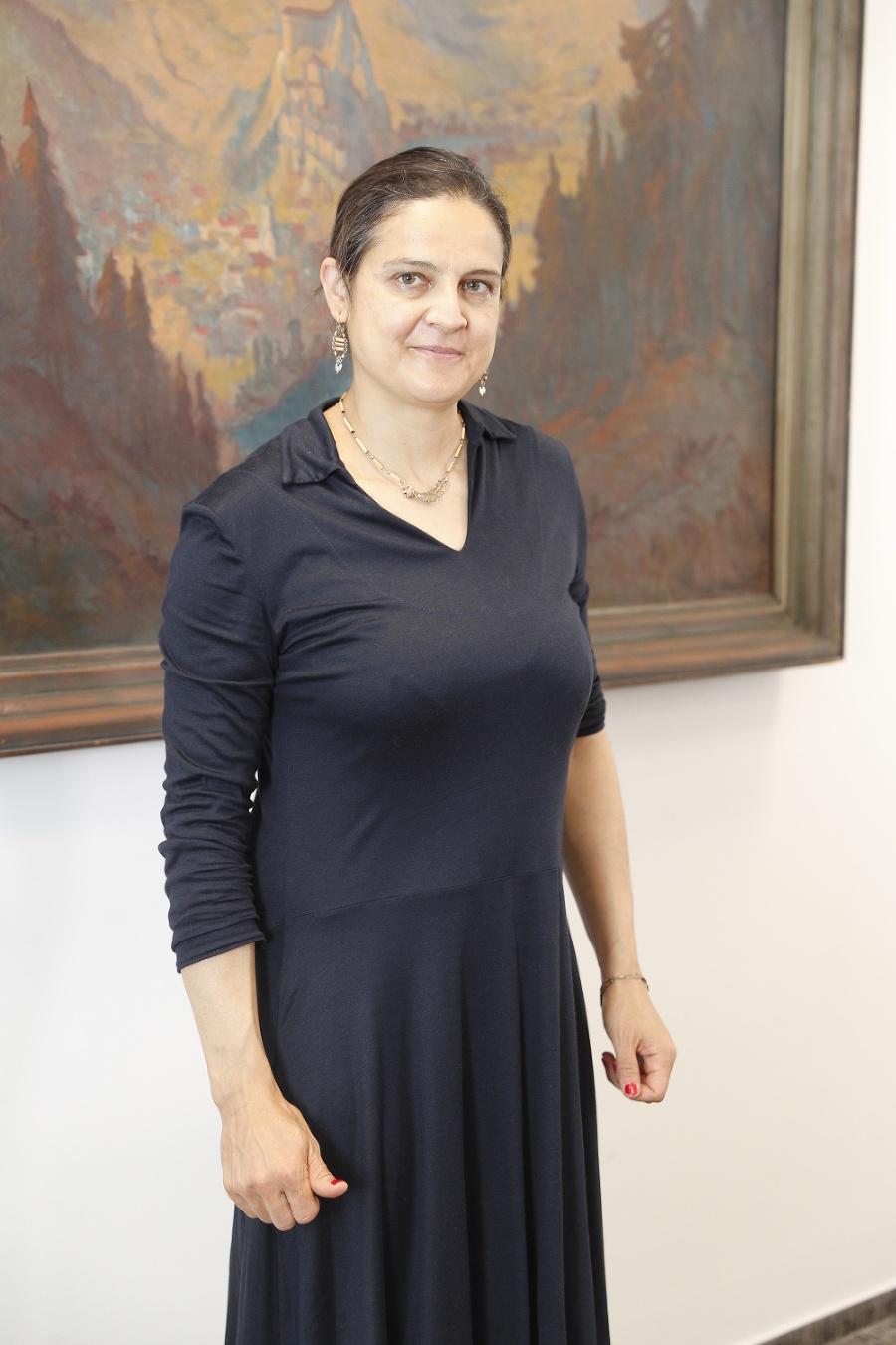 ministerka Mária Kolíková