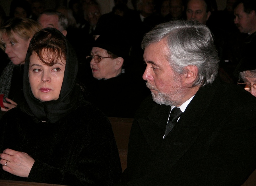 Českí herci Libuše Šafránková