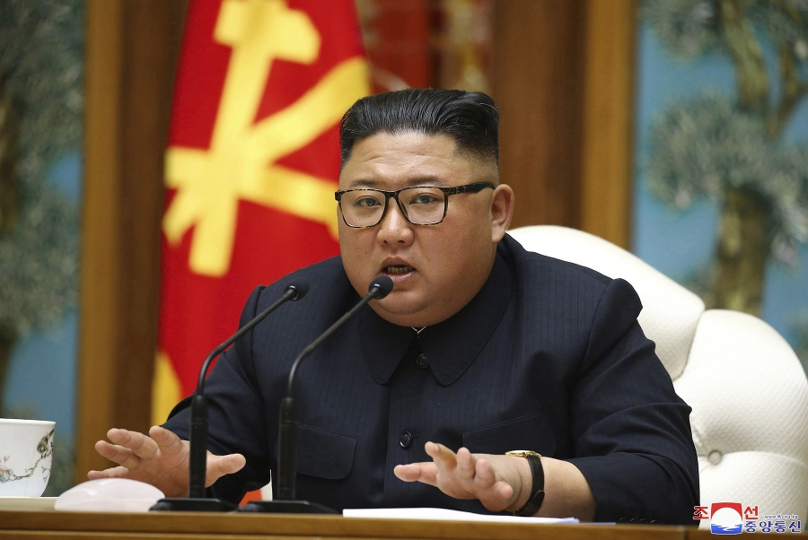 Severokórejský líder Kim Čong-un