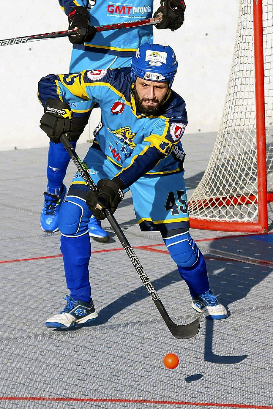 Guľo bol výborný obranca  a v poslednej sezóne i kapitán tímu.