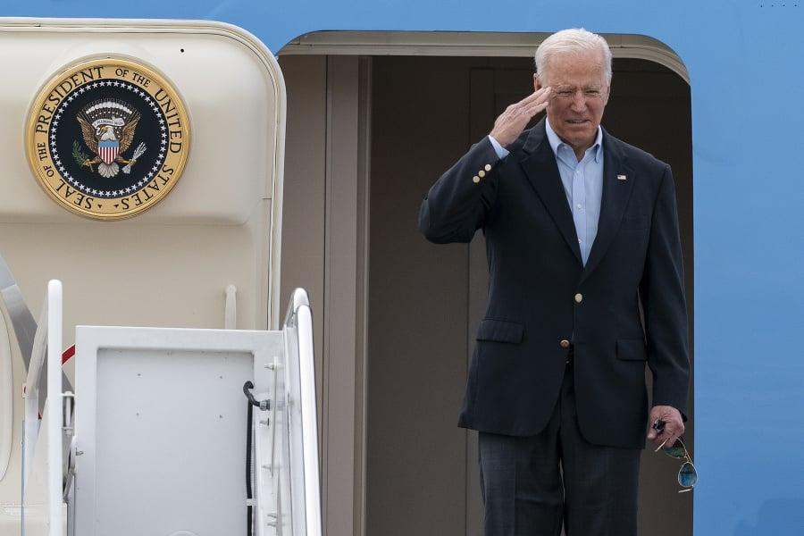 Americký prezident Joe