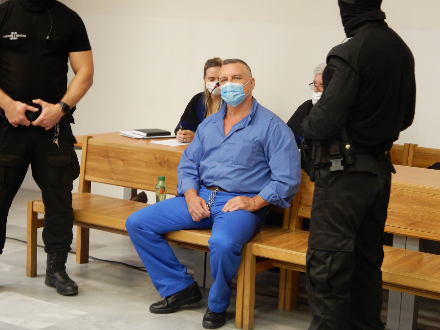 Na doživotie odsúdený banskobystrický bos Mikuláš Černák