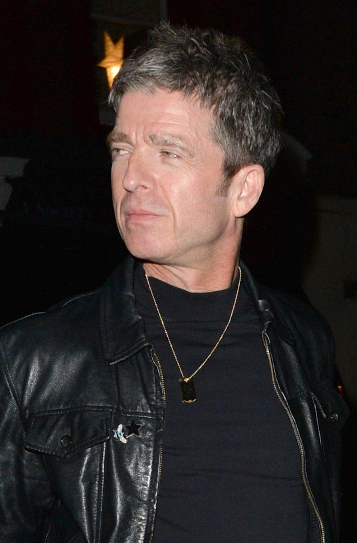 Hudobník Noel Gallagher