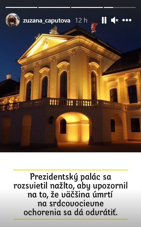 Prezidentský palác v Bratislave,