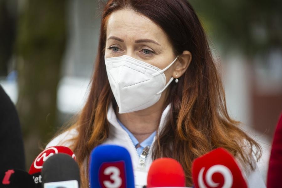Anestéziologička Andrea Letanovská