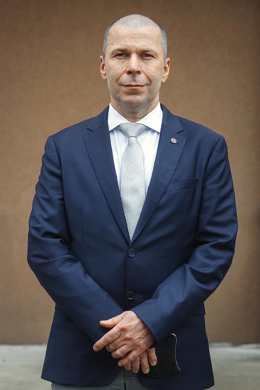 Policajný prez. P. Kovařík