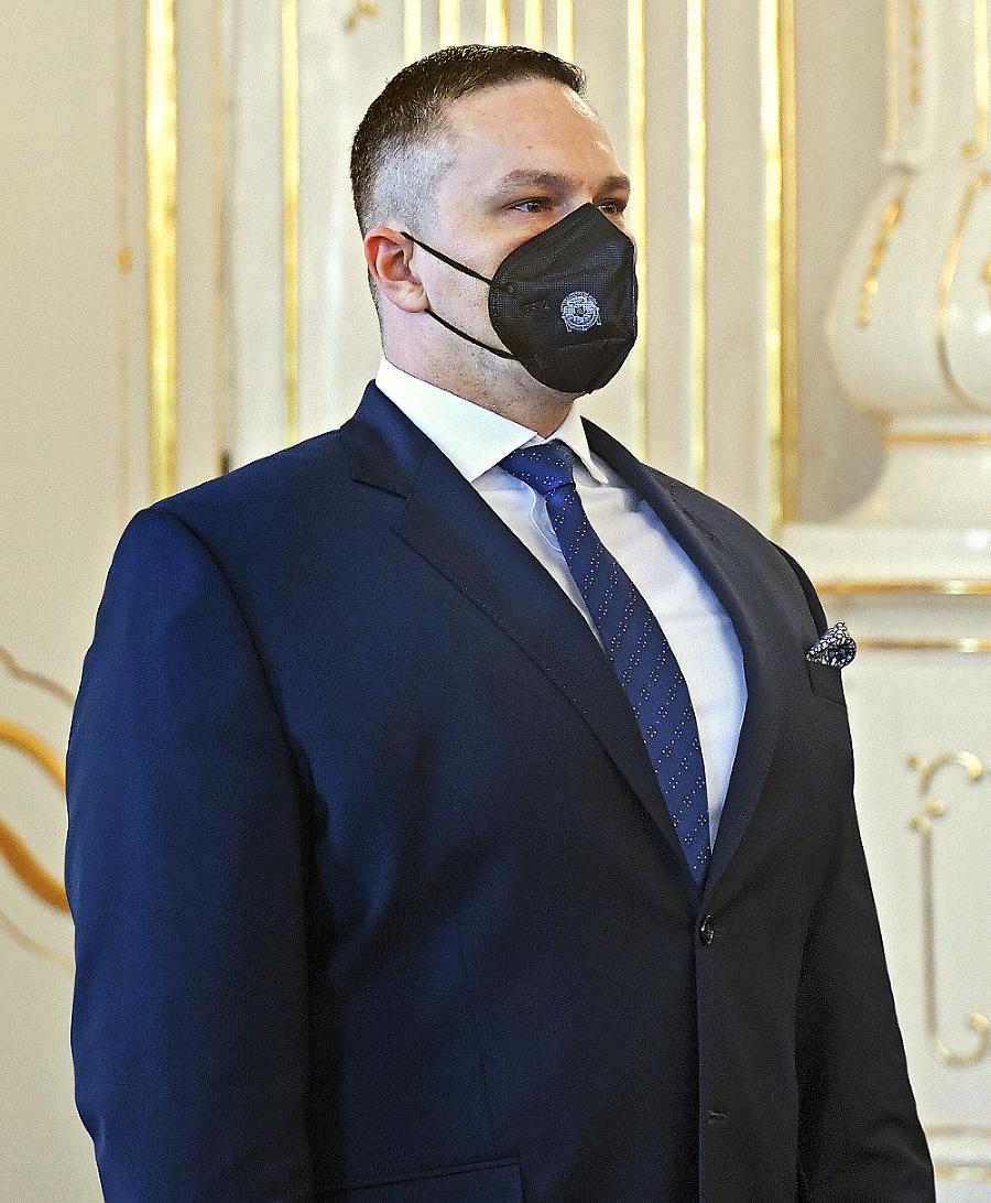 Nový šéf SIS M. Aláč
