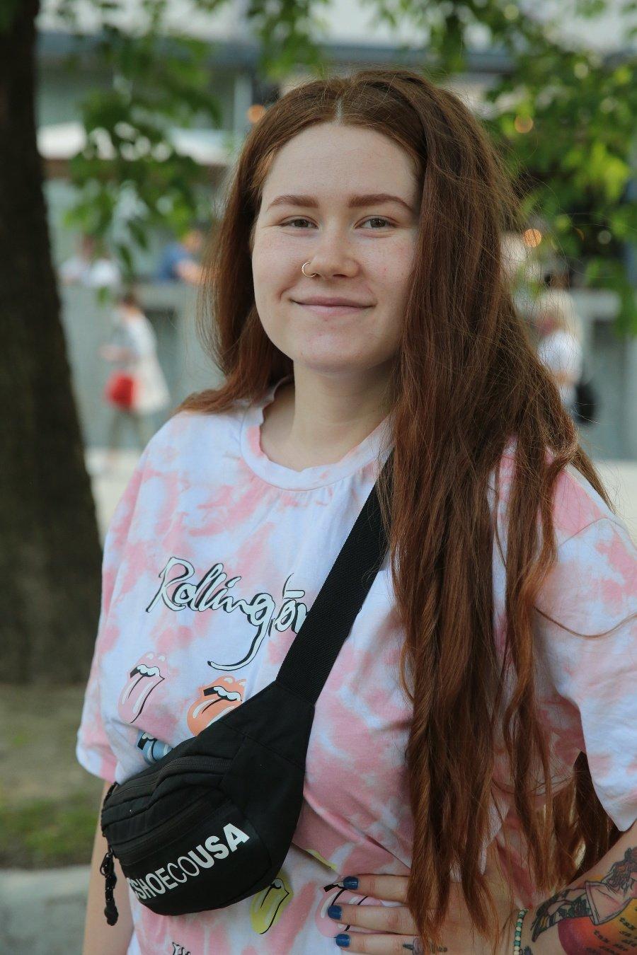 Barbora (21), barmanka