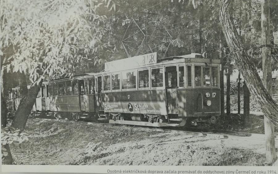 Robotnícka električka -1925 - 1938