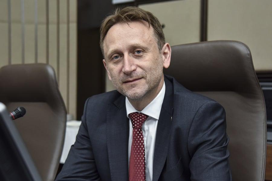 Minister pôdohospodárstva a rozvoja