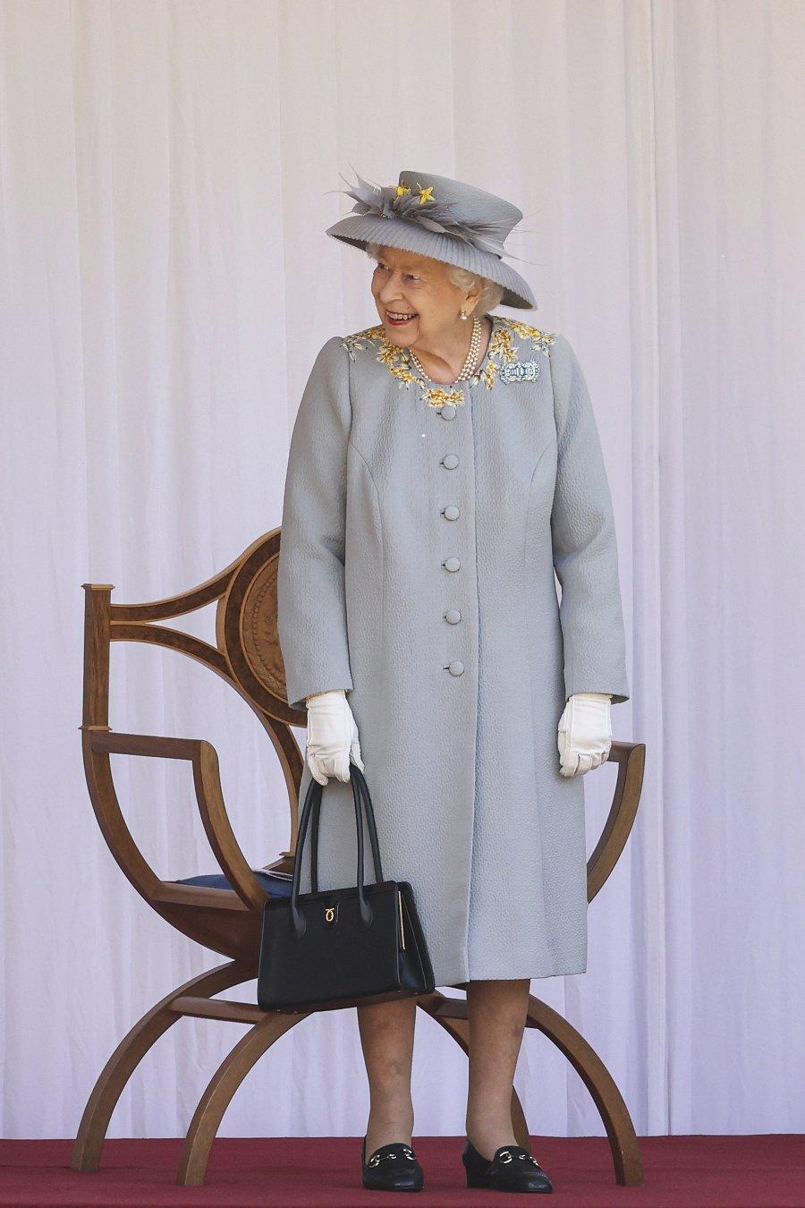 Britská kráľovná Alžbeta