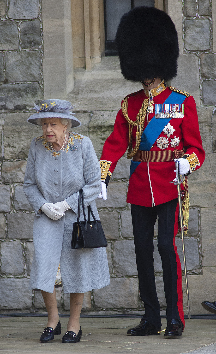 Verejné oslavy narodenín britského