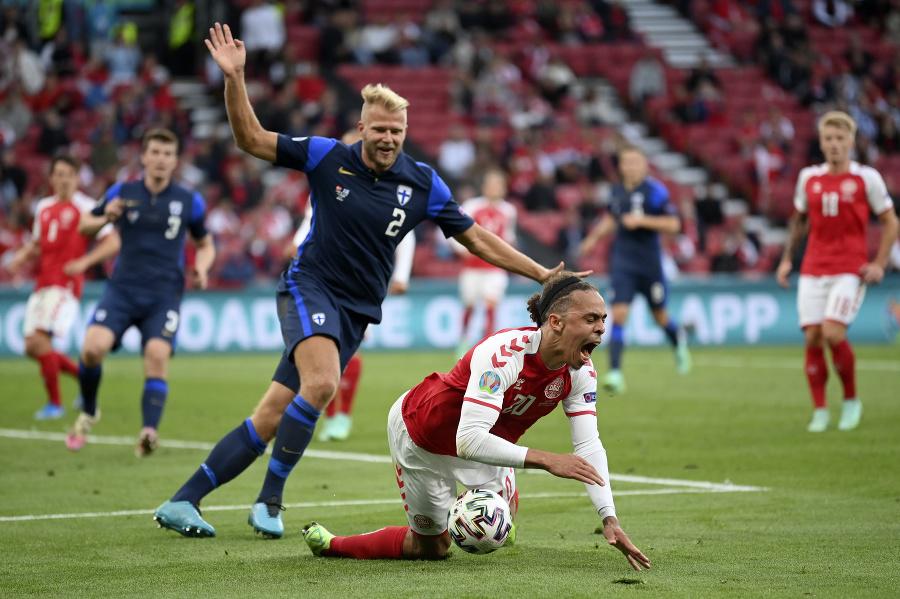 Duel Dánsko - Fínsko