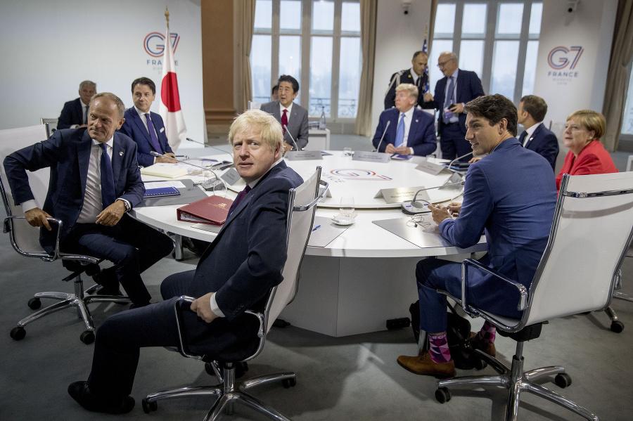 Lídri G7 sa dohodli