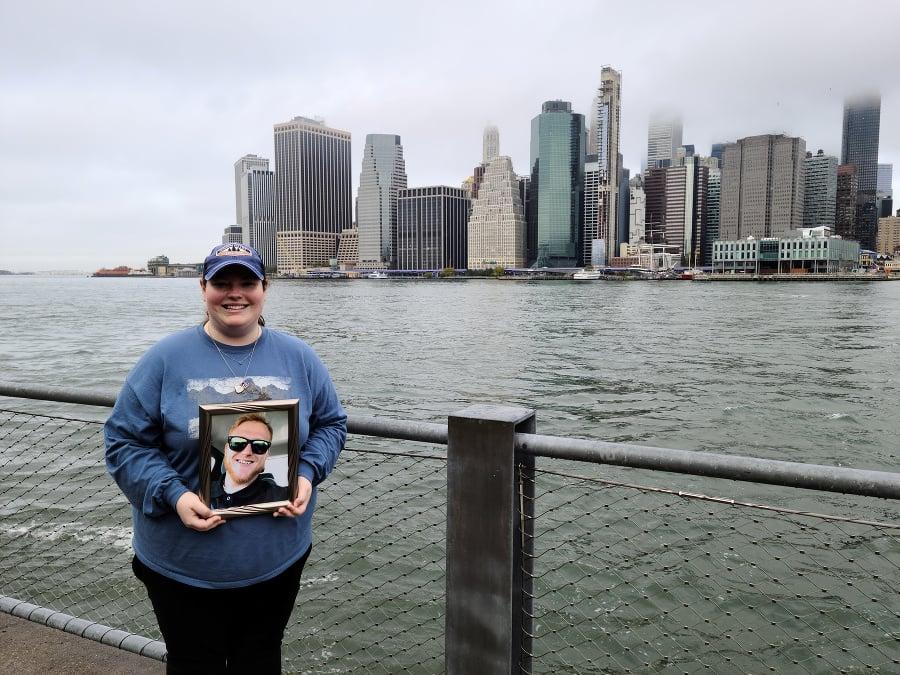 Margaret v New Yorku.