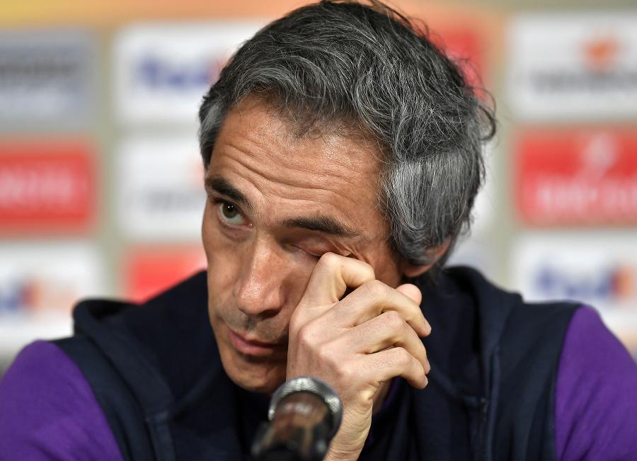 Portugalský tréner Paulo Sousa