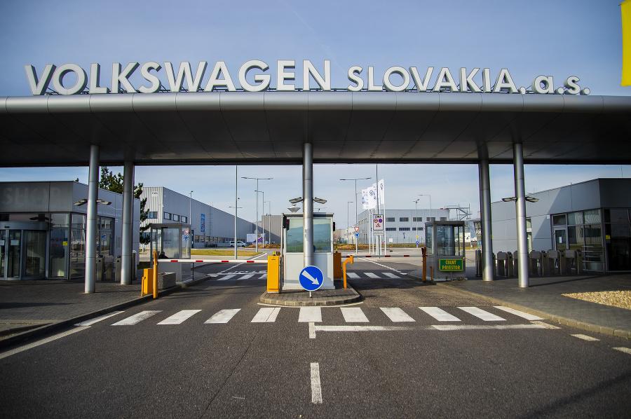 VW Slovakia spúšťa očkovanie