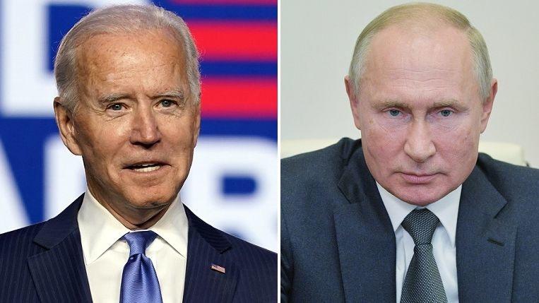 Novozvolený prezident USA Joe