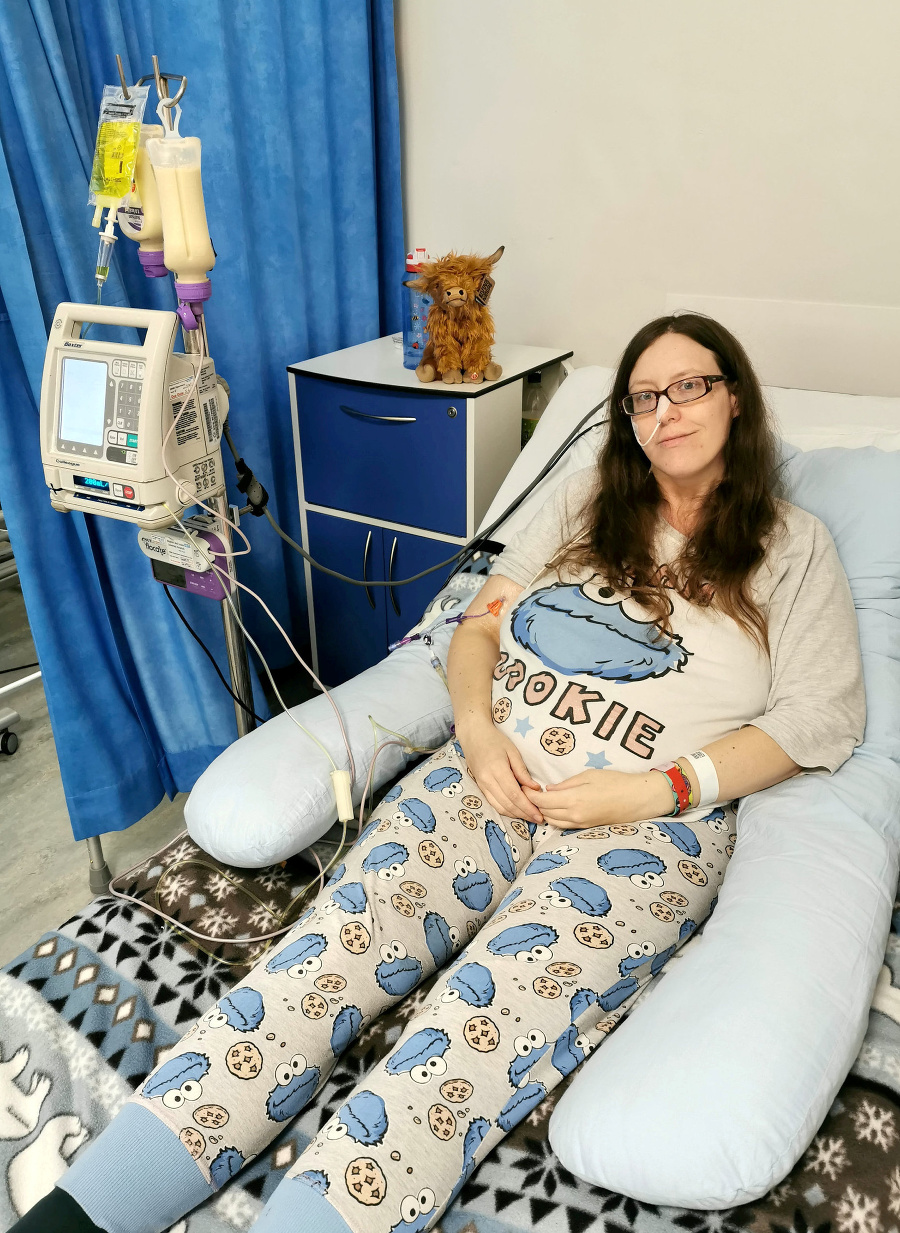V nemocnici bola nespočetnekrát.