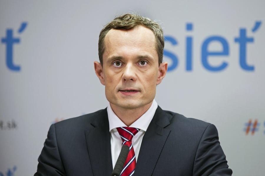 Právnik Radoslav Procházka