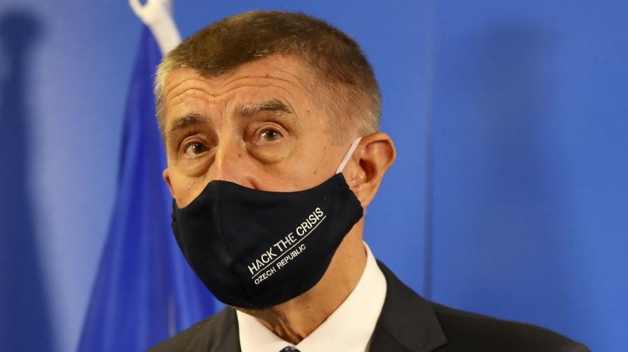Premiér Českej republiky Andrej