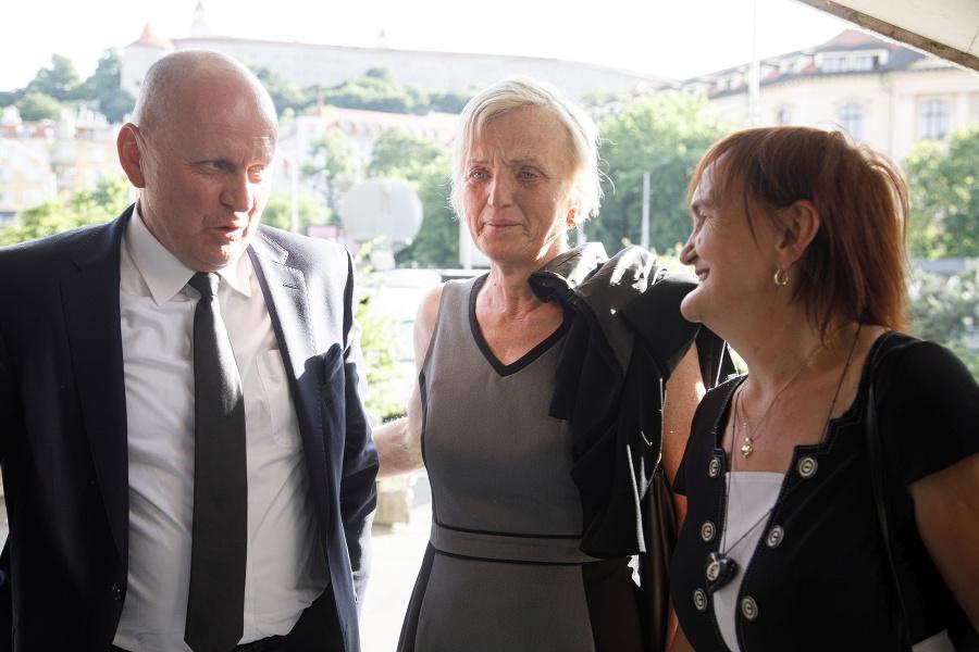 Rodičia Jána Kuciaka a