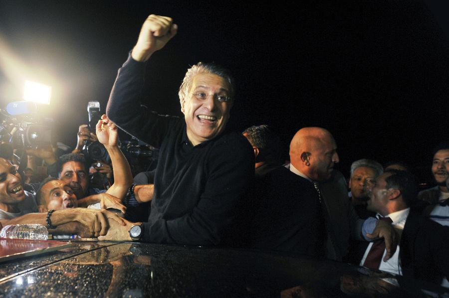 Tuniský prezidentský kandidát a