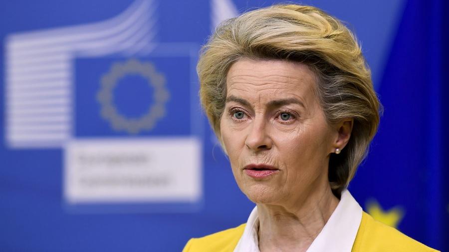 Šéfka EK kritizuje maďarský