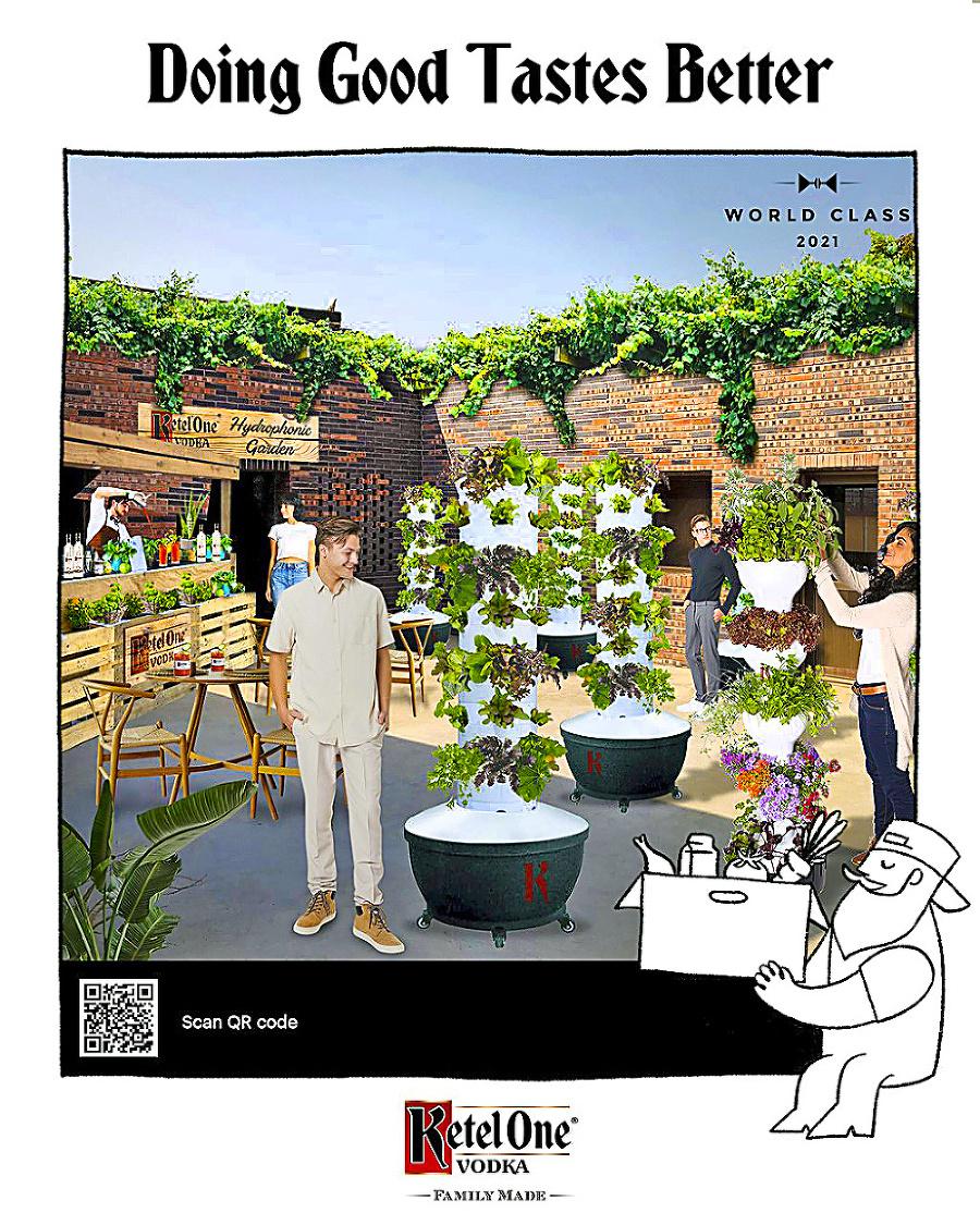 Od projektu hydroponickej záhrady si sľubuje veľa.