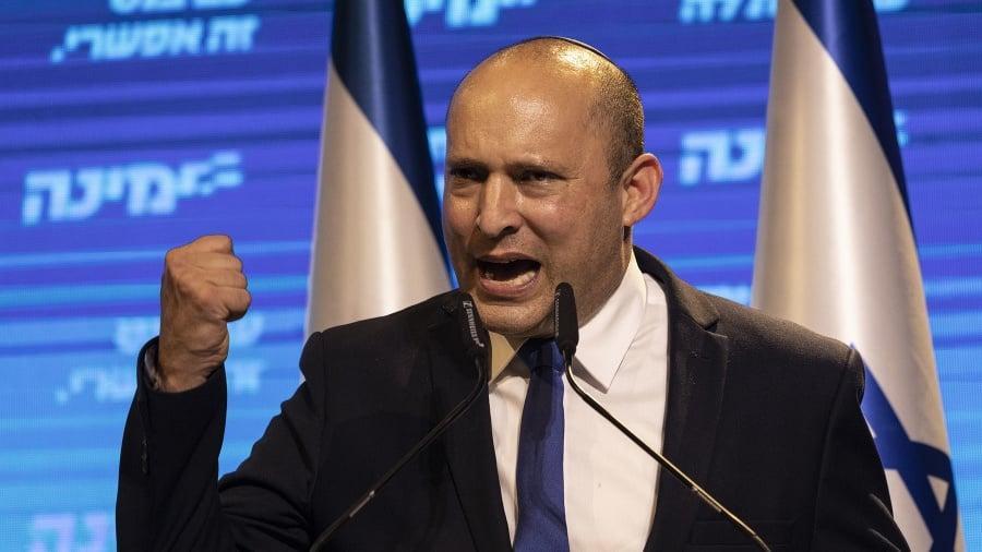 Nový izraelský premiér Naftali