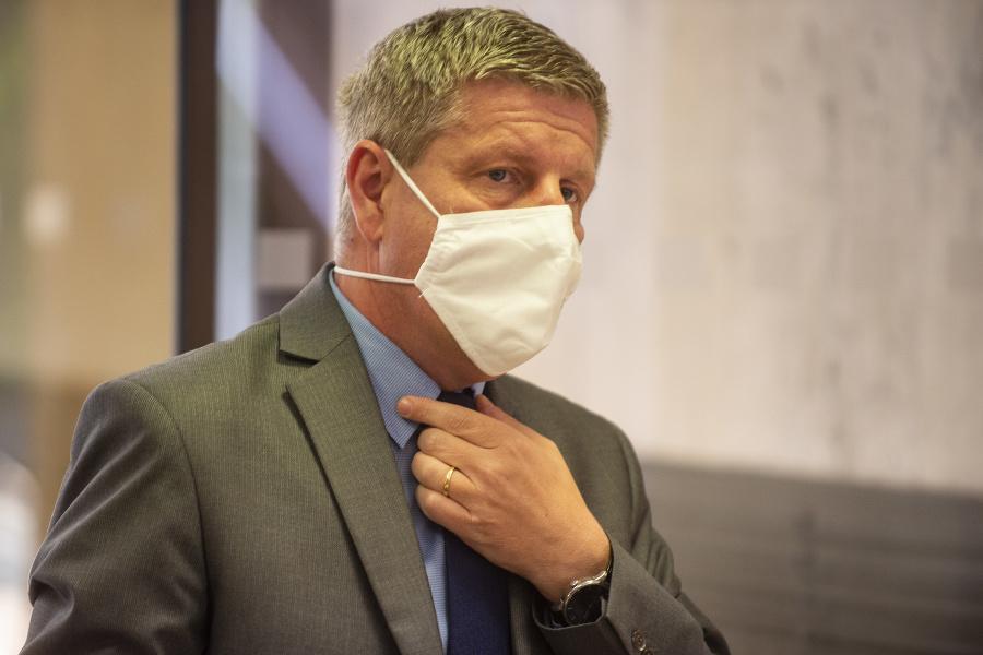 Minister zdravotníctva SR Vladimír