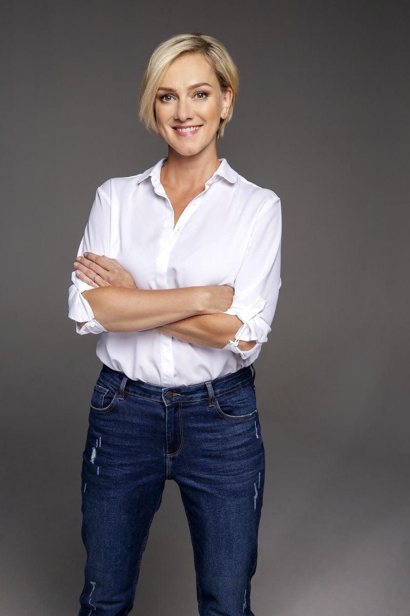 Herečka Monika Hilmerová.