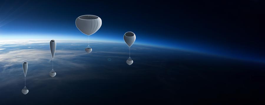 Vzostup balóna
