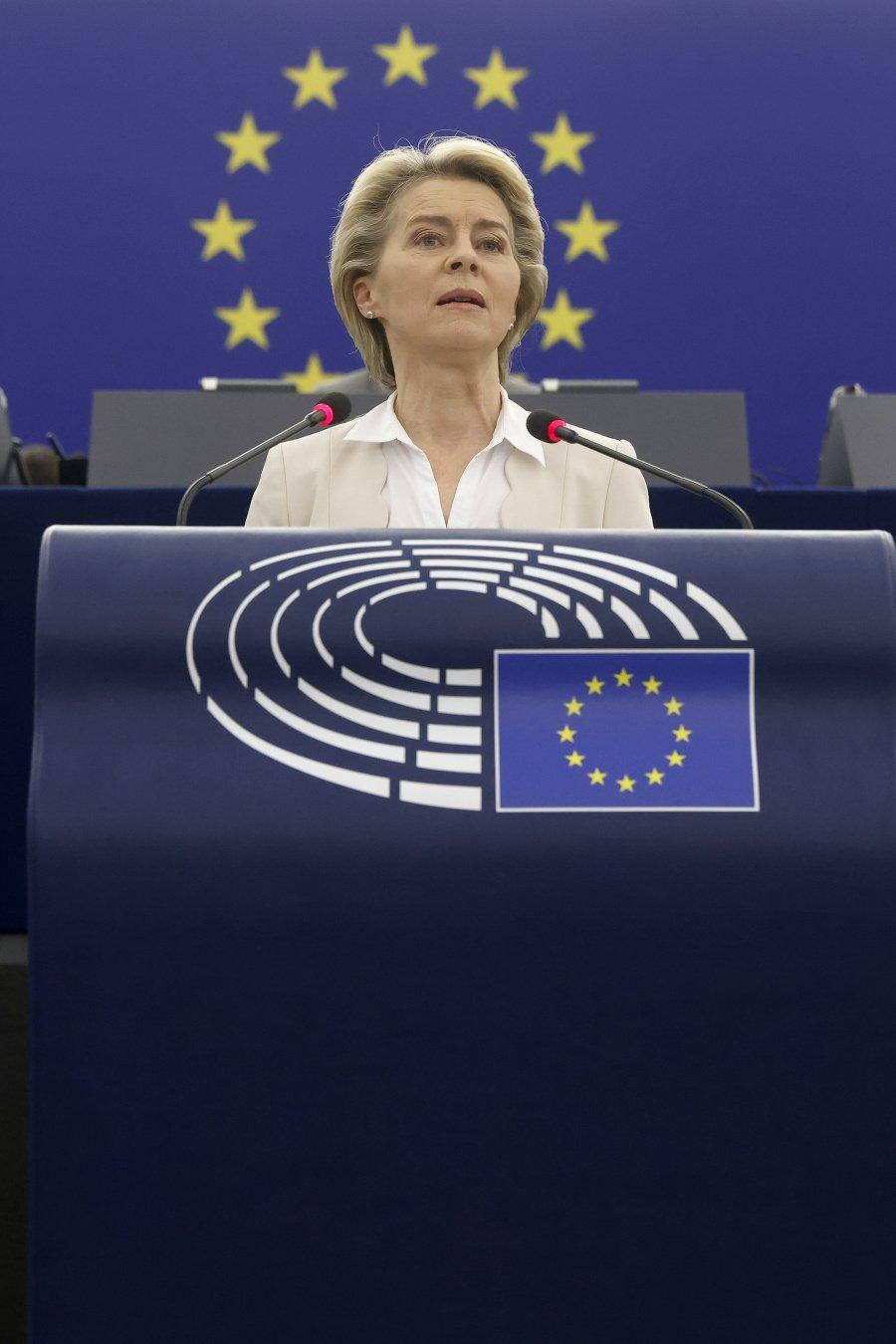 Predsedníčka Európskej komisie