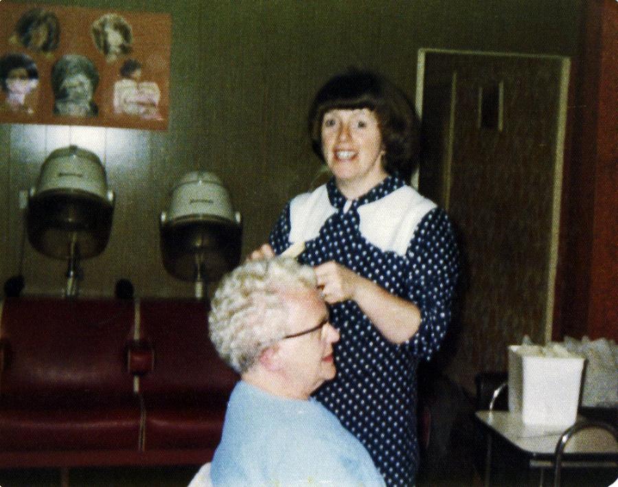 1956: Margaret s jednou