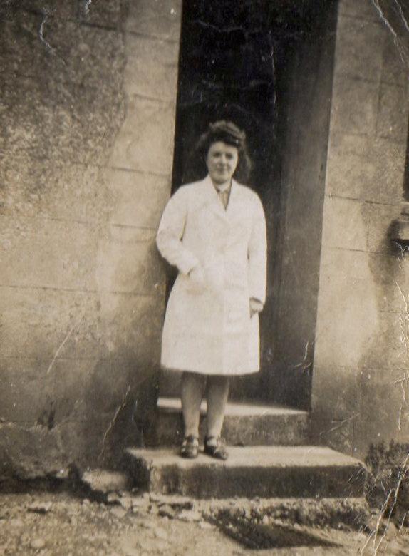 1945: Zaúčala sa za