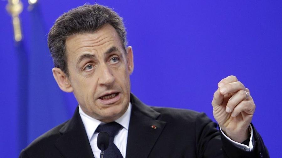Nicolas Sarkozy je obvinený