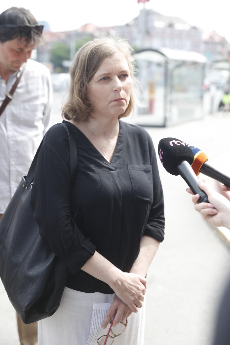 Historička architektúry  Katarína Haberlandová