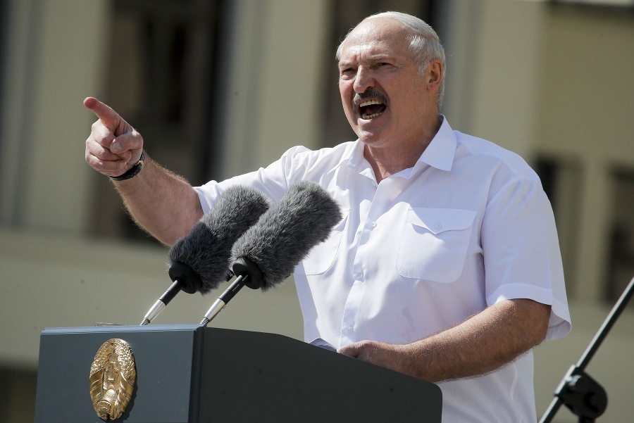 Lukašenko zdôraznil, že Bielorusko
