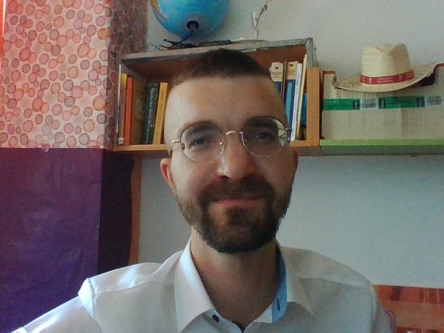 Ján Šutý sa prihovoril aj ostatným študentom.