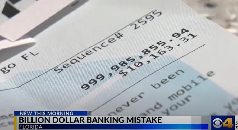 Američanka bola v šoku z toho, keď na svojom účte objavila takmer miliardu dolárov.