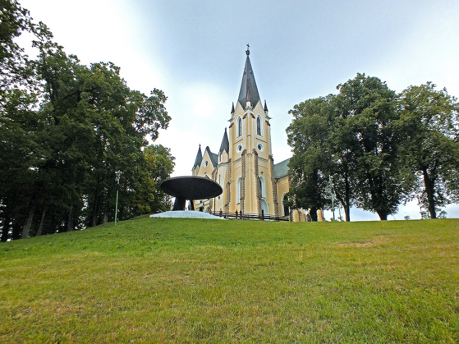 2021 - Okolie baziliky