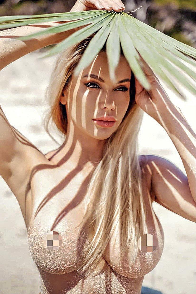 Modelka Eva Cifrová