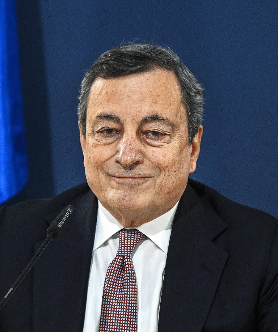 Mario Draghi (75)