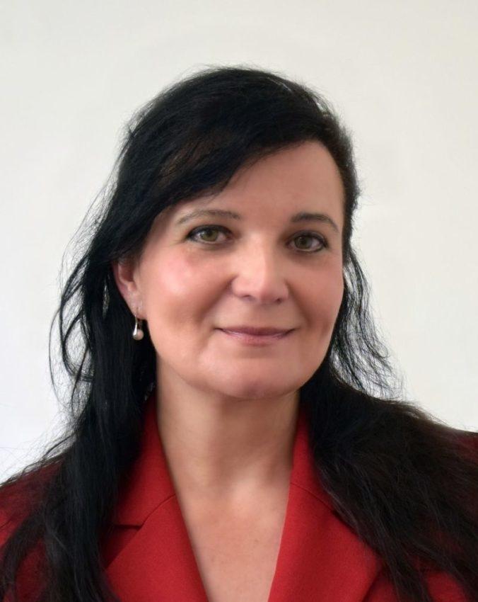 Eva Vozárová, hovorkyňa BID